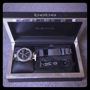 Bebe Watch Set